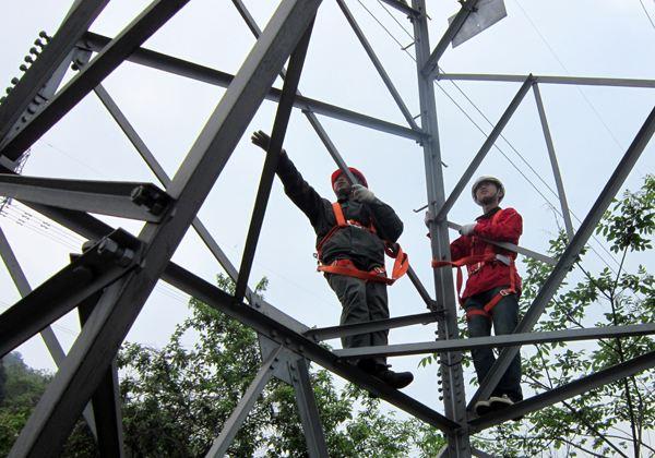 高压输配电线路施工运行与维护专业